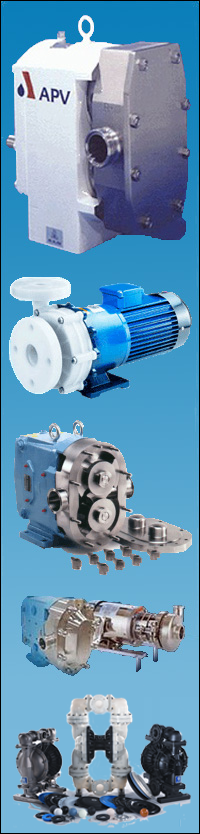 Flux pump – diaphragm pumps, drum pumps & systems